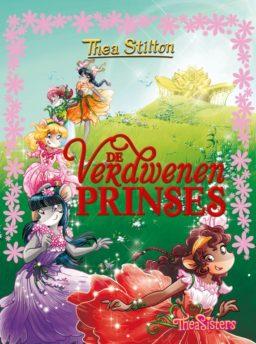 Thea Stilton: De zeven rozen - de verdwenen prinses