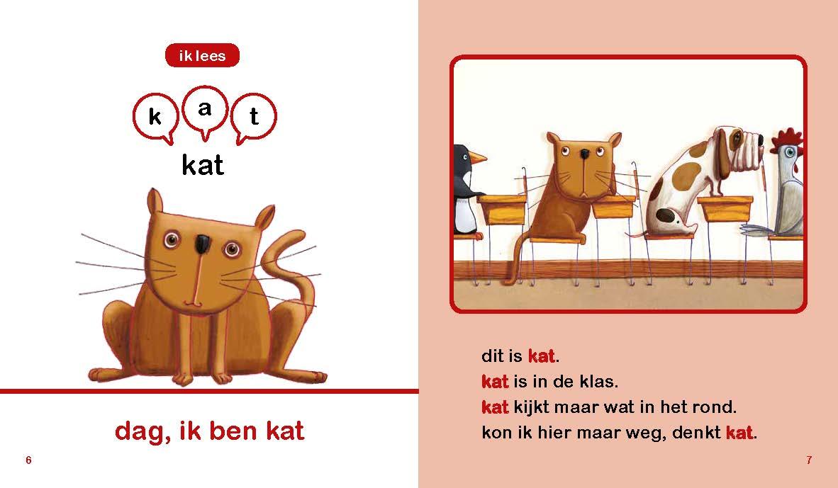 Kat wil zon - Pagina 1
