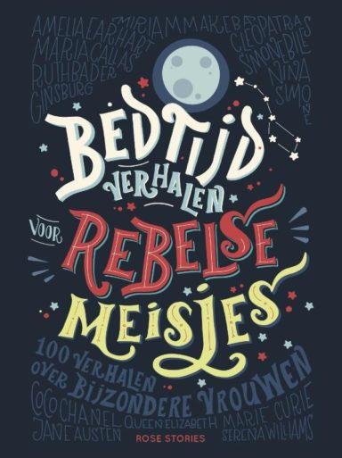 Cover Bedtijdverhalen voor rebelse meisjes