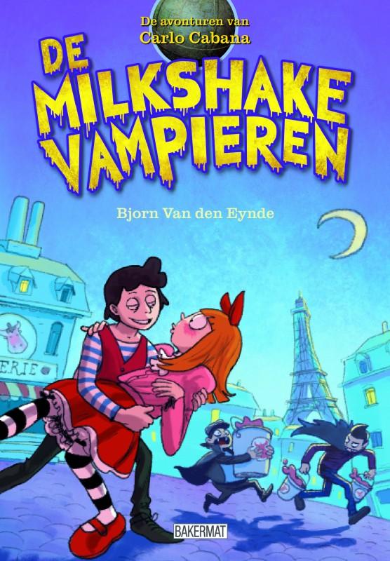 Carlo Cabana 5 - De milkshake vampieren