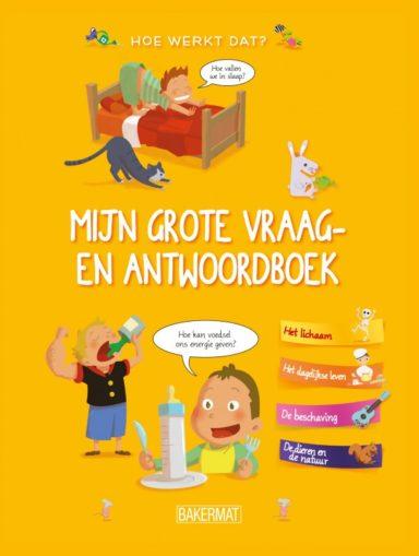 Cover Grote vraag- en antwoordboek: Hoe werkt dat?