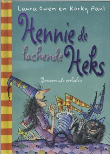 Cover Hennie de lachende heks