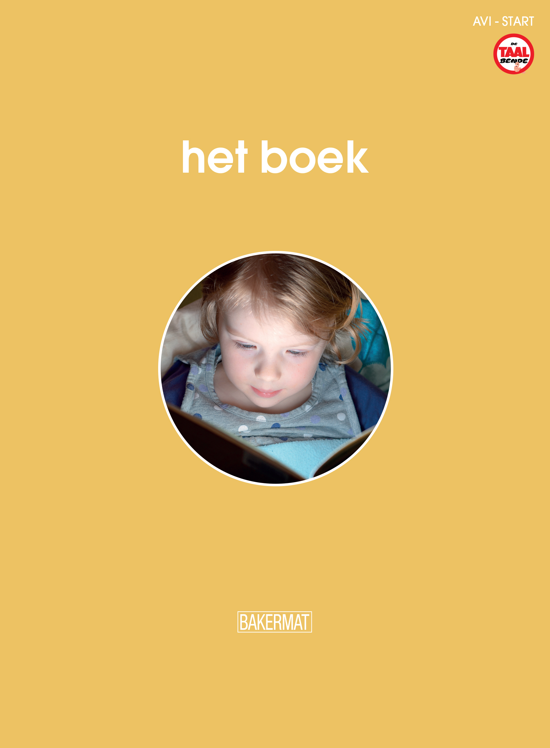 Cover het boek (taalbende informatief)