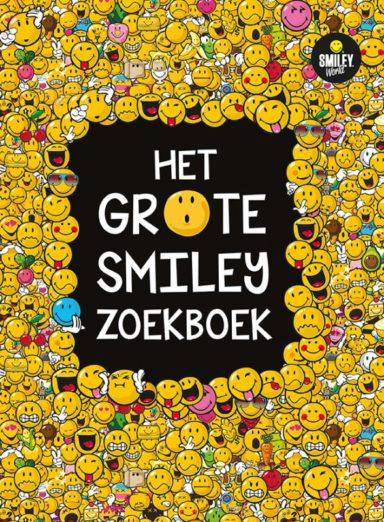 Cover het grote smiley zoekboek