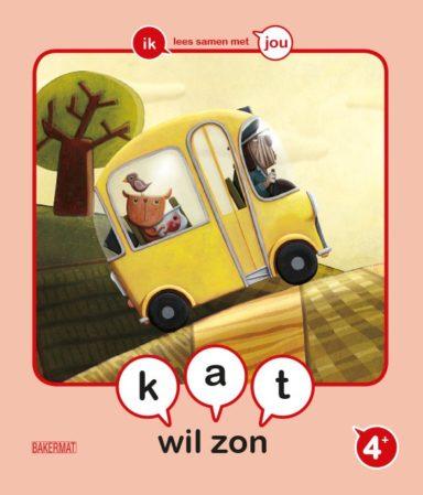 Cover Kat wil zon - Samenleesboek voor kleuters