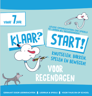 Cover Klaar? Start! Regendagen