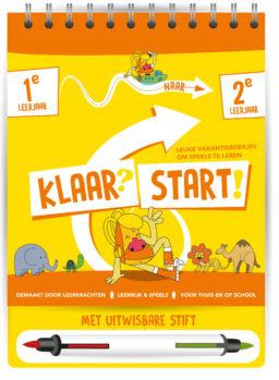 Klaar? Start! Van 1e leerjaar naar 2e leerjaar