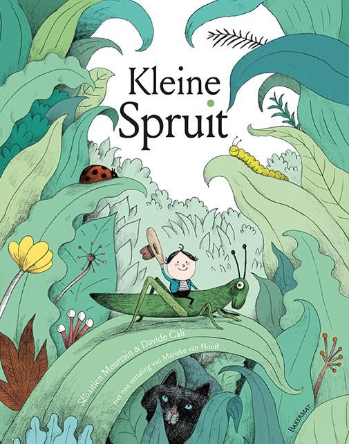 Cover Kleine spruit