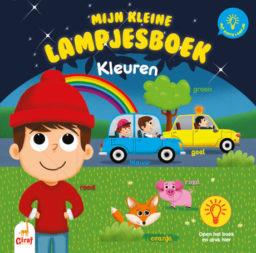 Cover mijn kleine lampjesboek: de kleuren