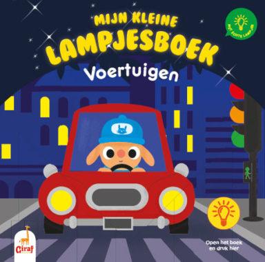 Cover Mijn kleine lampjesboek: de voertuigen