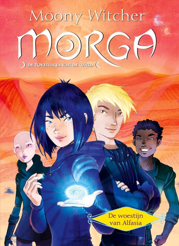 Morga - De woestijn van Alfasia - Boek 2