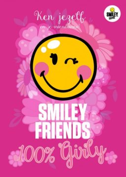 Smiley Friends 100% girly