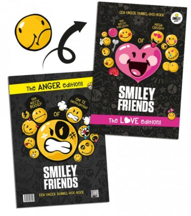 Smiley Love and Anger