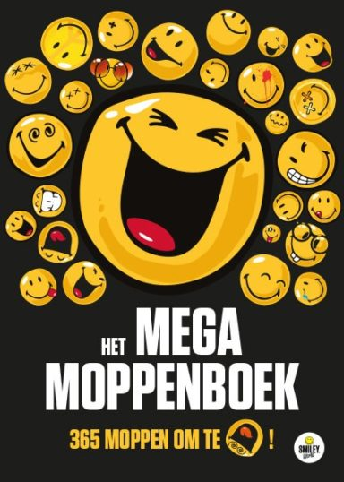 Smiley Mega Moppenboek