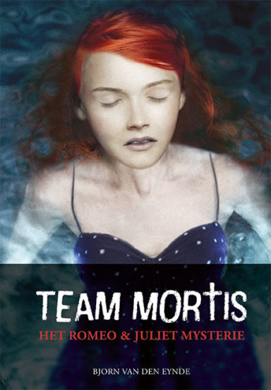 Cover Team Mortis 1 - Het Romeo & Juliet Mysterie