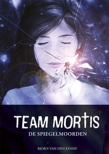 Cover Team Mortis 7: De Spiegelmoorden