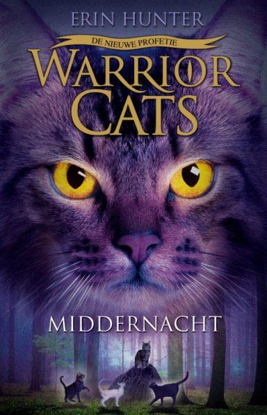 Cover Warrior Cats - De nieuwe profetie 1 Middernacht