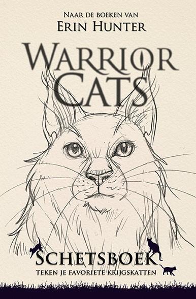 Warrior Cats - Schetsboek