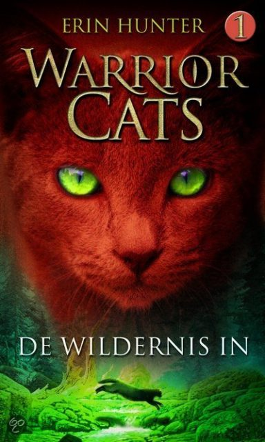 Cover Warrior Cats 1: De wildernis in