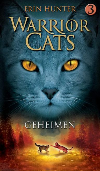 Cover Warrior Cats 3 - Geheimen