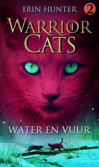 Cover Warrior Cats 2: Water en vuur