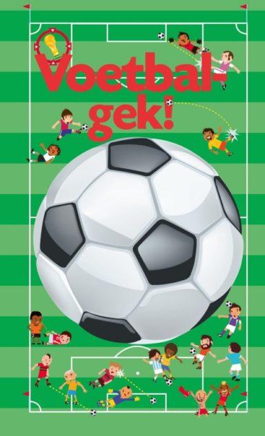 Cover Gek op voetbal