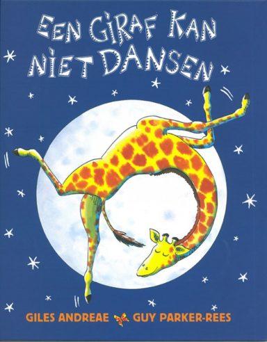 Cover Een giraf kan niet dansen