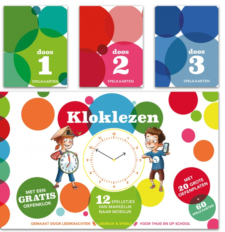 Cover Kloklezen HipHip