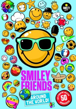 Cover Smiley Friends: Around the world