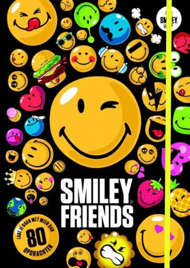 Cover Smiley Friends Doeboek