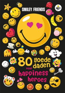 Cover - Smiley Friends - 80 goede daden voor happiness heroes