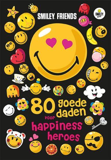 Cover - Smiley Friends - 80 goede daden voor happiness heroes