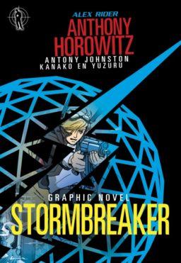 Alex Rider - Graphic Novel 1 - Stormbreaker