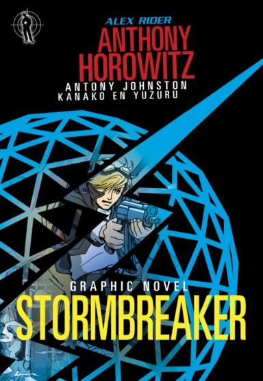 Alex Rider - Graphic Novel 1 - Stormbreaker