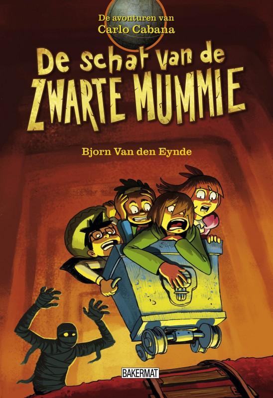 Carlo Cabana 1: De schat van de zwarte mummie