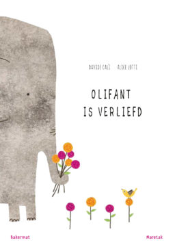 Cover - Olifant is verliefd