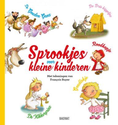 Cover - Sprookjes voor kleine kinderen