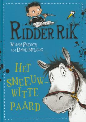 cover - Ridder Rik en het sneeuwwitte paard