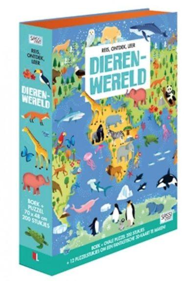 cover - de dierenwereld