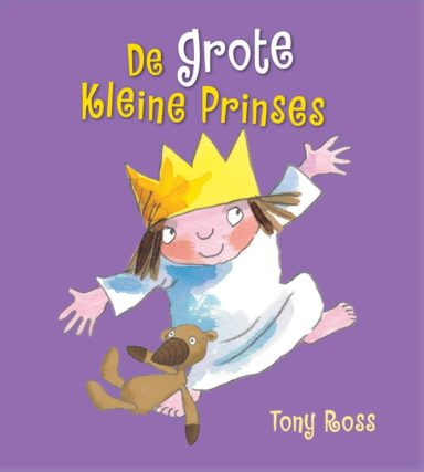 De grote kleine prinses - Cover