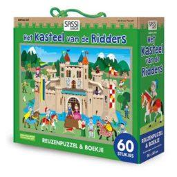 cover - het kasteel van de ridders
