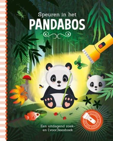 cover - speuren in het pandabos