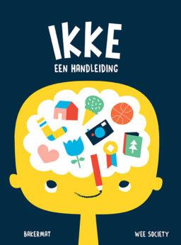 Cover Ikke, een handleiding