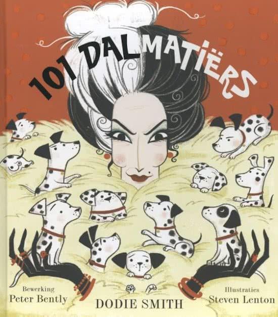 101 dalmatiërs - baeckens books