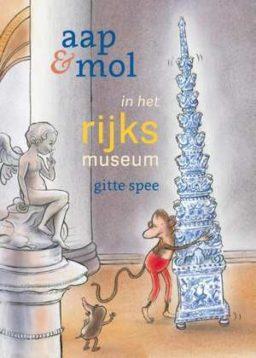 cover - aap en mol in het rijksmuseum