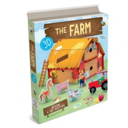 cover - boerderij 3D
