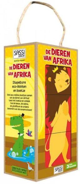 cover - de dieren van afrika