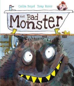 cover - het bad monster