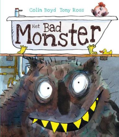 cover - het bad monster
