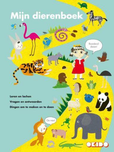 cover - mijn dierenboek